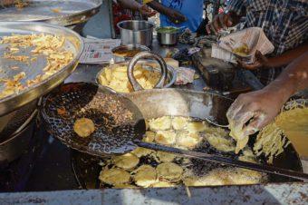 Eet u door India