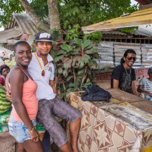 Dwars door Suriname, de mensen