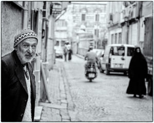 Istanbul people – and some cats